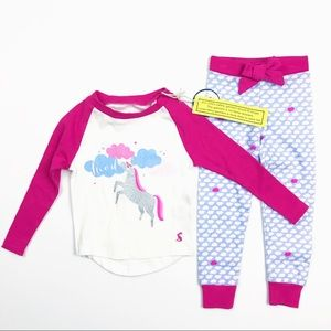 Joules Pajamas Set NWT